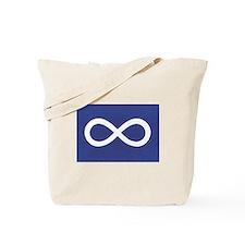 Metis Flag Tote Bag (Image on both sides)