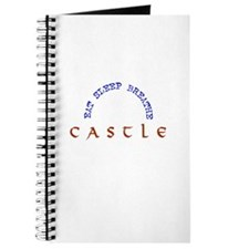 Eat Sleep Breathe Castle Journal