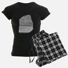 Rosetta Stone Pajamas