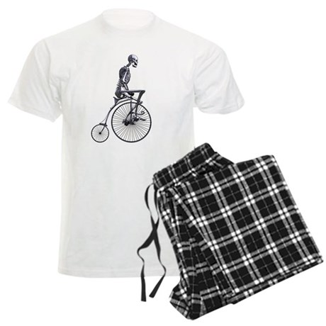 BICYCLE SKELETON Men's Light Pajamas
