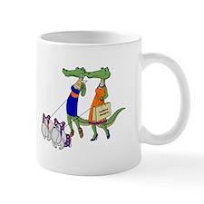 Gator Girls w/ Dawgs Mug