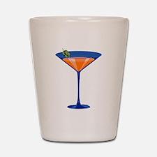 Gator Martini Shot Glass