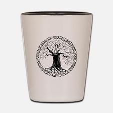 Wisdom Tree I.V. Shot Glass
