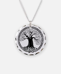 Wisdom Tree I.V. Necklace