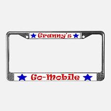Granny's License Plate Frame
