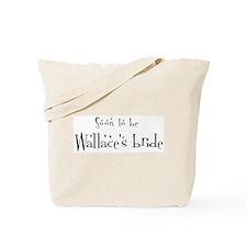 Soon Wallace's Bride Tote Bag