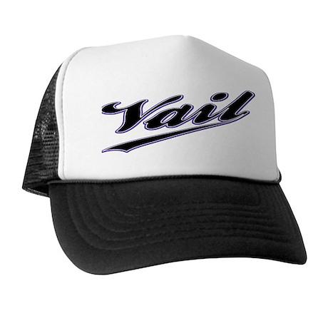 Vail Baseball Trucker Hat