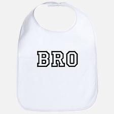 Bro College Letters Bib