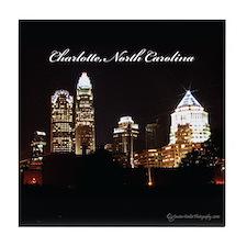 Charlotte, North Carolina Tile Coaster
