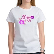 Mimi To Be Flowers Tee