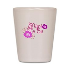 Mimi To Be Flowers Shot Glass