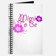 Mimi To Be Flowers Journal
