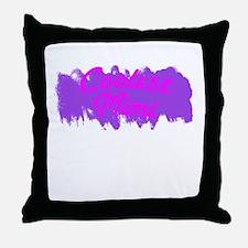 Coolest Mimi Throw Pillow