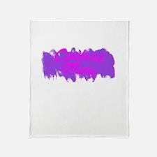 Coolest Mimi Throw Blanket