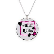 Mimi Rocks Necklace