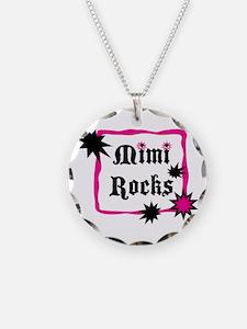 Mimi Rocks Necklace