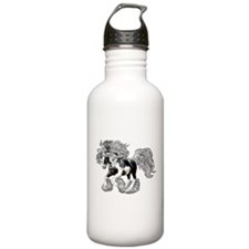 Gypsy Vanner Water Bottle