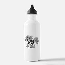 Gypsy Vanner Water Bottle