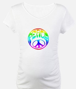 Vintage Peace Sign Shirt