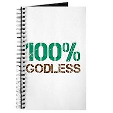 100% Godless Journal