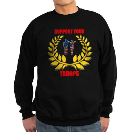 TROOPS Sweatshirt (dark)