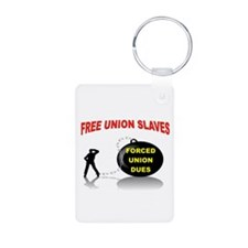 SET THEM FREE Keychains