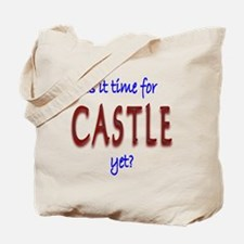 Time For Castle Tote Bag