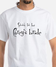 Soon Carey's Bride Shirt