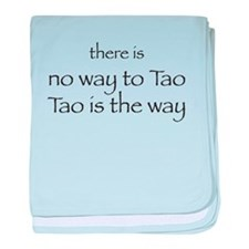 Lao Tzu's Tao Te Ching - the baby blanket