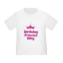 1st Birthday Princess Riley! T