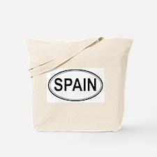 Spain Euro Tote Bag