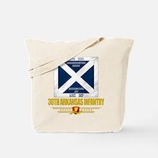 30th Arkansas Infantry Tote Bag
