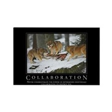 Collaboration Rectangle Magnet (10 pack)