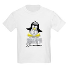 Parkinson's Penguin for Grand T-Shirt