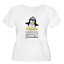 Parkinson's Penguin for Grand T-Shirt