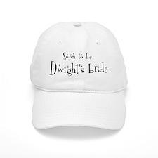 Soon Dwight's Bride Baseball Cap