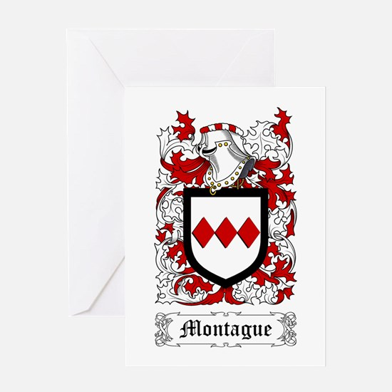 Montague Greeting Card