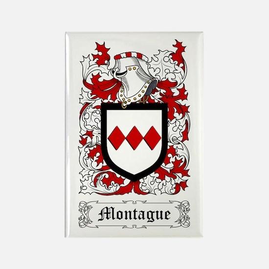 Montague Rectangle Magnet