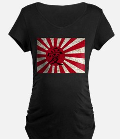 Japanese Love Flag T-Shirt
