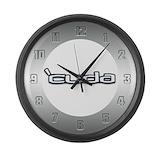 Barracuda Wall Clocks