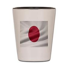 Flag of Japan Shot Glass