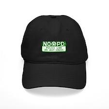 New Orleans NOPD Police Line Baseball Hat
