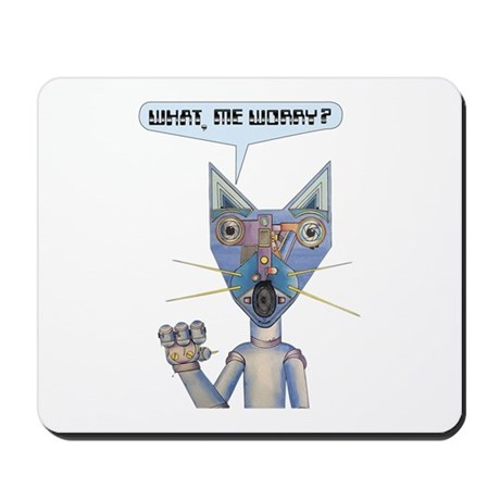 Crop Circle Mousepad