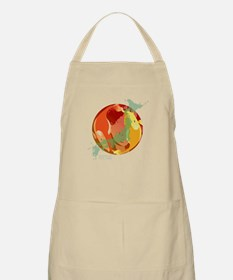 LOOKING THROUGH THE FISH BOWL Apron