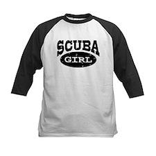 Scuba Girl Tee