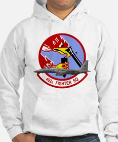 Cute 336 fighter squadron Hoodie