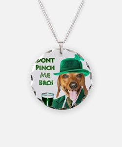 Dont Pinch Necklace