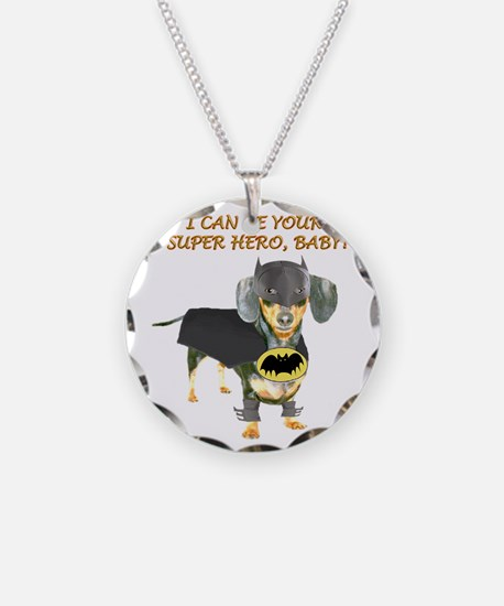Your Super Hero Necklace