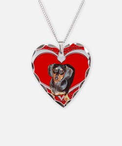 Black Doxies Love Necklace