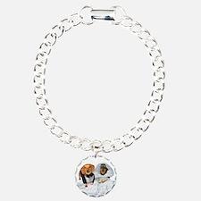 Wedding Dachshunds Dogs Bracelet